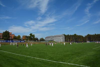 Amherst 1 - Bates 0   Sept 2014