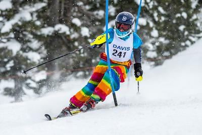 Alpine Meadows Dual Slalom 02/23/2019