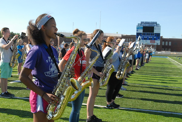 07-25-17 NEWS DHS Band camp