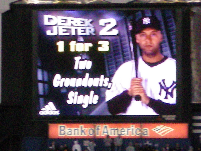 Mr. Superstar, Derek Jeter.