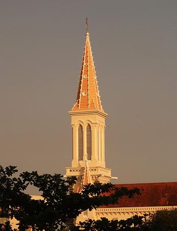 Saigon Church - March 2008