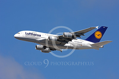 Lufthansa Airline Airbus A380 Airliner Pictures