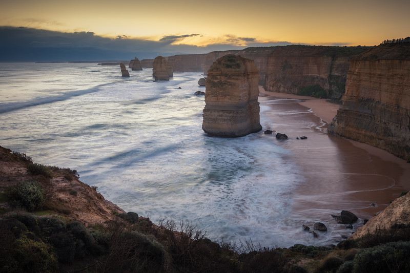 Sun Worship with The Apostles || Great Ocean Road