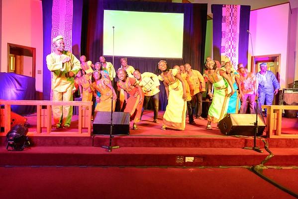 2012 Watoto African Children's Choir