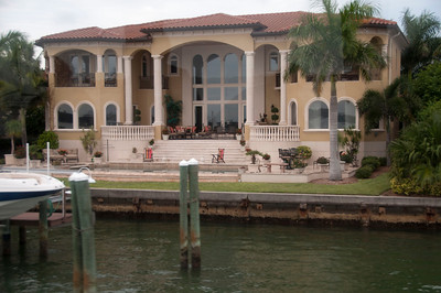 Houses on Bird Key
