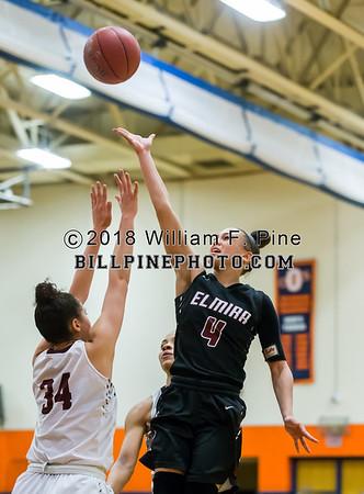 Elmira vs Kingston (NYSPHSAA Sub-Regional) 03-06-18