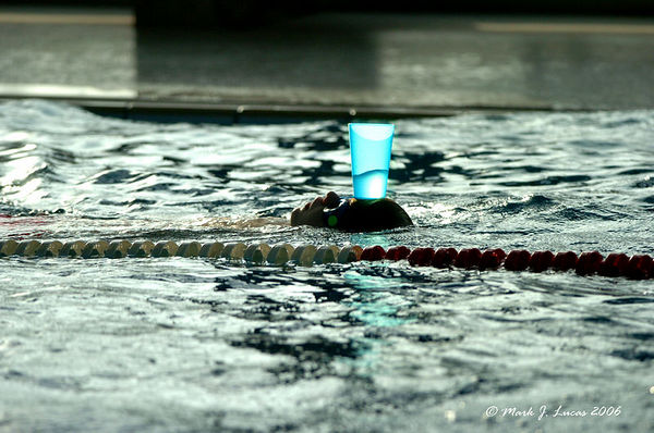 Swim practice
