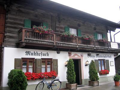 Garmisch-Partenkirchen, Germany 2005
