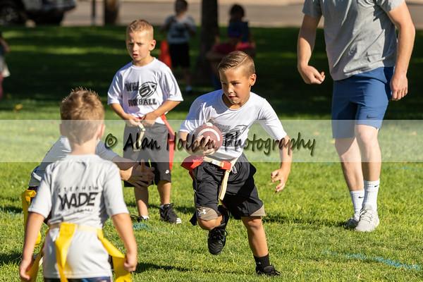 9/1 - Kindergarten - Eagles vs Patriots