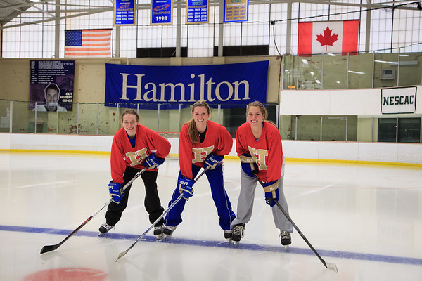 Hamilton Alumni Game Sat Feb 1, 2014