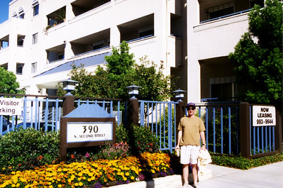 Visit to California - July 1996