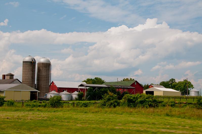 Typical farm-ish looking ... um farm.