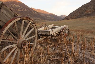 Utah, Idaho, and Wyoming - October  2007