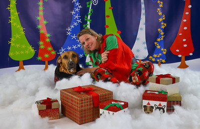Stacie Miller - Pet Pics with Santa