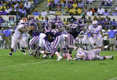 Southern University vs Jackson State University 10/15/2016