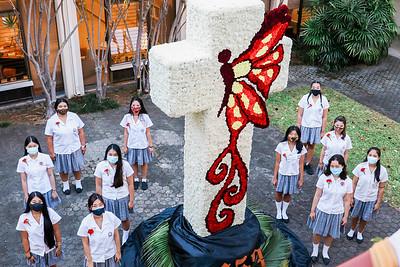 Coral Cross Ceremony 2020
