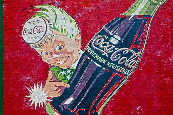 Coke Murals