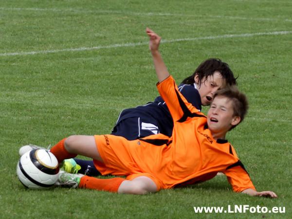Penaltová situace v zápase OFS-Nymburk - Mšeno