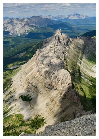 2014-07-26 Crowsnest Mountain
