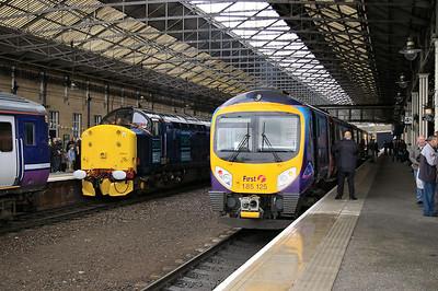 Huddersfield Rail Day 13/5/07