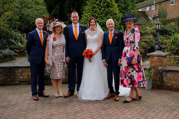 Melissa and Andrew Wedding