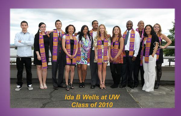 Ida B. Wells Commencement Ceremony 2010
