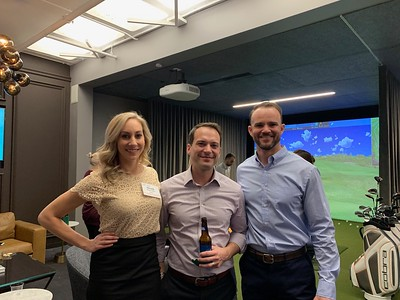Masters-Themed Networking Night 4-11-19