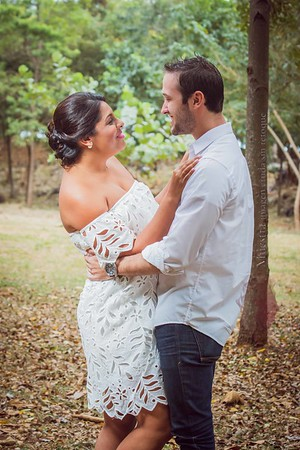 Sesion Save the Date Maria Fernanda y Guido