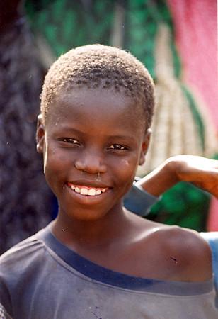 Gambia Children Portraits