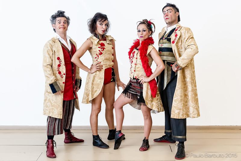 Circo Amarillo - Experimento Circo - Janeiro 2016