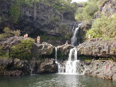 "Maui, Oheo Gulch ""Seven Sacred Pools"""