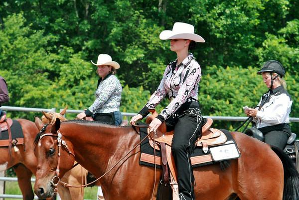 Classes 23-27  Western Horsemanship
