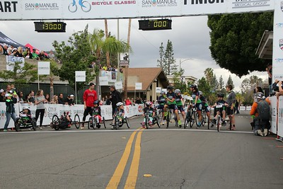 Kids Adaptive  Bike Race