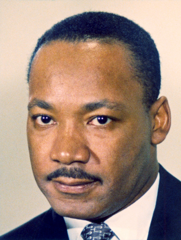 . Martin Luther King is shown in a 1967 photo. (AP Photo)