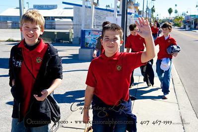 Fifth Grade Tarpon Springs Field Trip-November 9, 2012