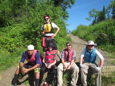 Brandt Lake to Lake One - 8 Day