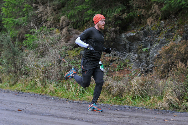 Trail Betws 2019 - 5K Race at 3kM