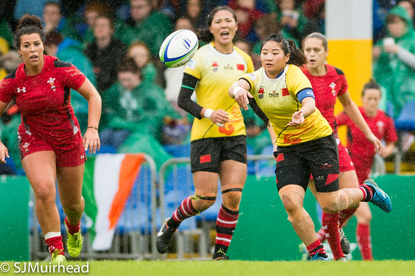 China at WSWS Qualifiers in Dublin - Day 2