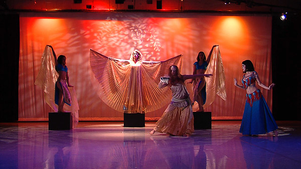 Cleopatra by Sarah Skinner and the Sisters of Salome
