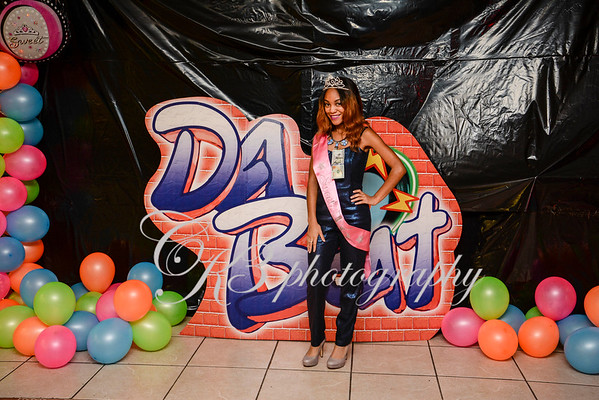 Kennedy Morgan - 90's Hip Hop Birthday Party