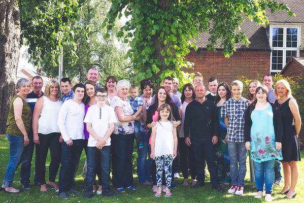 Verrall Family Photoshoot