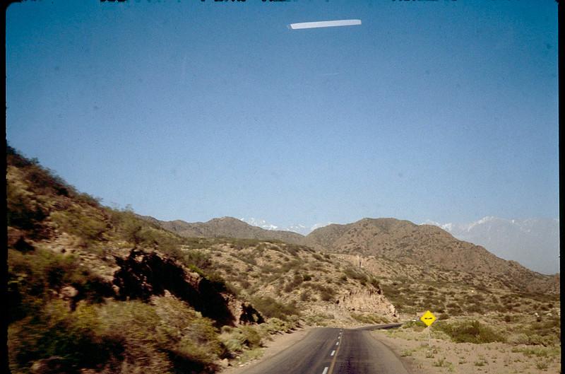 near Mendoza