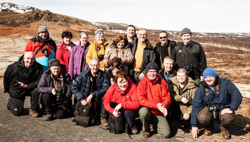 SKPC and Friends in Iceland