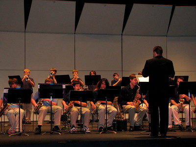 NHS Jazz Band, Spring '07
