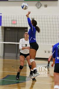 Varsity Volleyball vs EastRidge