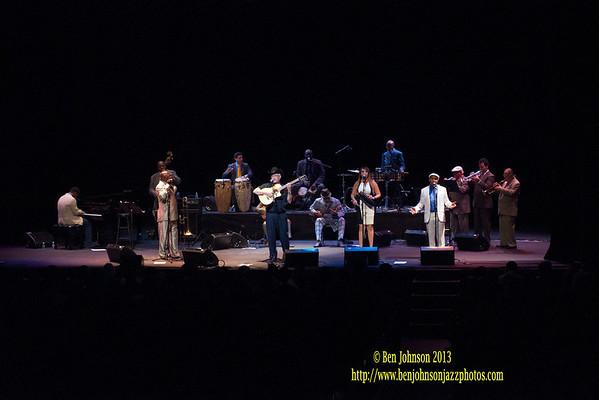 Orchestra Buena Vista Social Club - Philadelphia 2013