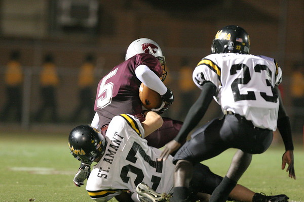 Central vs St. Amant 10/13/2006