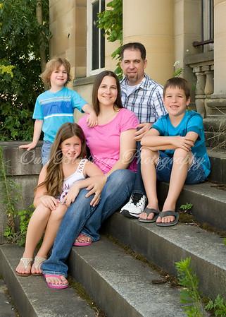 The Church Family 2017