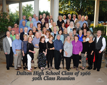 Dalton High School 1966 Class - 50th