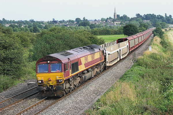 24th July 2008: Thames Valley-West Drayton and Kings Sutton